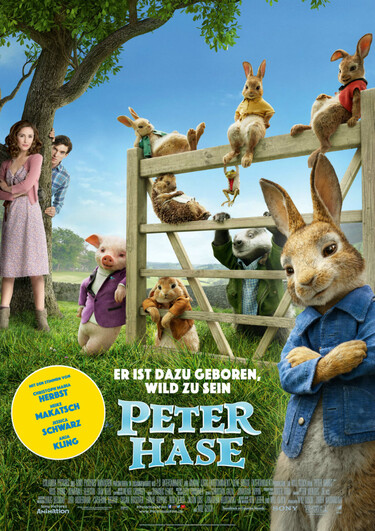 Filmplakat Peter Hase