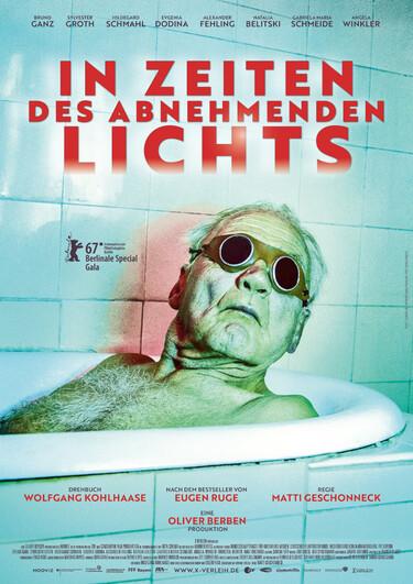 Filmplakat In Zeiten des abnehmenden Lichts