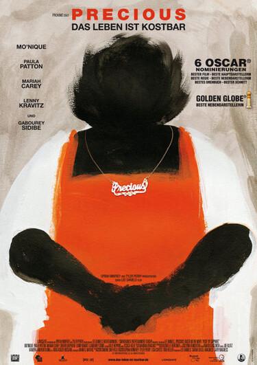 "Filmplakat zu ""Precious - Das Leben ist kostbar"""