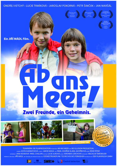 Filmplakat Ab ans Meer