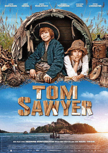 Filmplakat Tom Sawyer