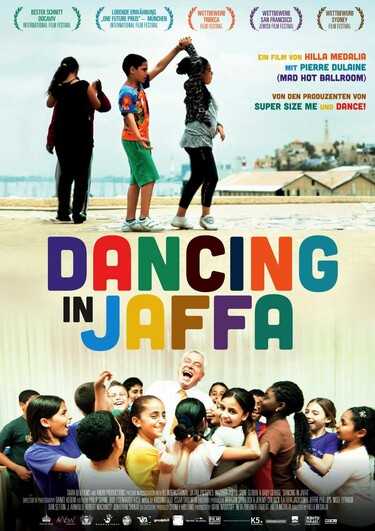 Filmplakat Dancing in Jaffa