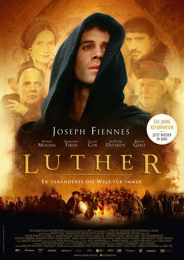 Luther, NFP Marketing Verleih