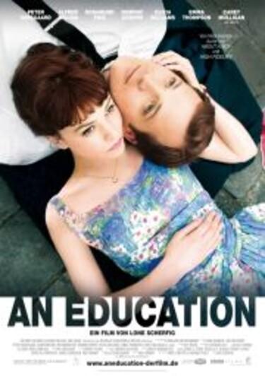 """Filmplakat zu """"An Education"""""""