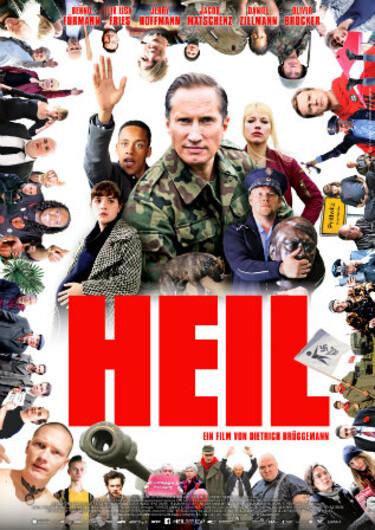 """Filmplakat zu """"Heil"""""""