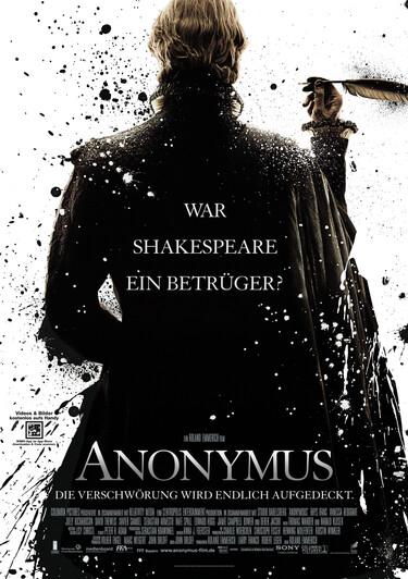 Filmplakat Anonymus