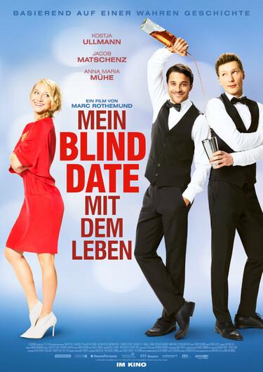 Filmplakat Mein Blind Date mit dem Leben