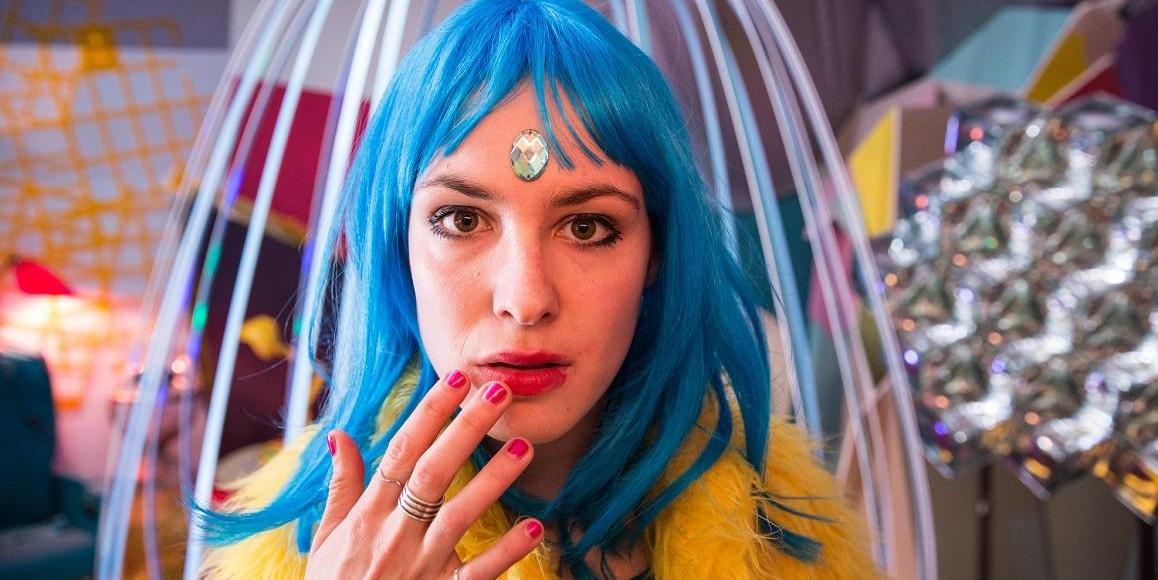 Link zum FilmTipp Electric Girl