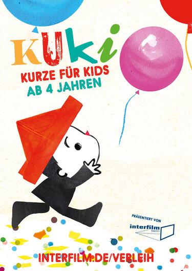 Filmplakat KUKI - Kurze für Kids ab 4 Jahre