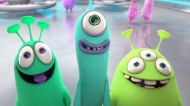Link zum FilmTipp Luis und die Aliens