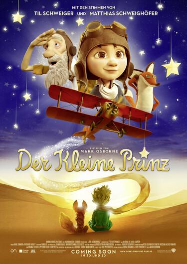 """Filmplakat zu """"Der kleine Prinz"""""""