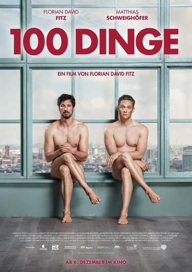 Filmplakat 100 Dinge
