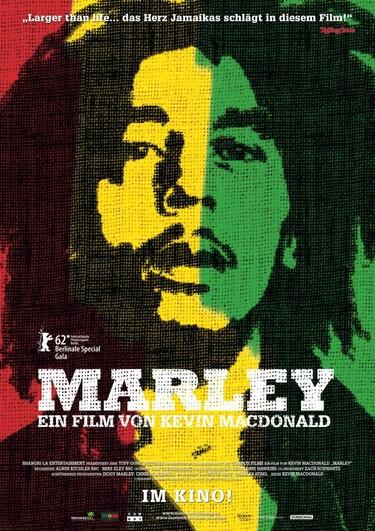 Filmplakat Marley