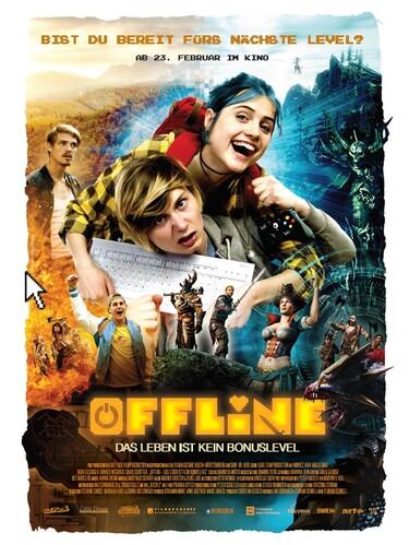 Filmplakat Offline - Das Leben ist kein Bonuslevel