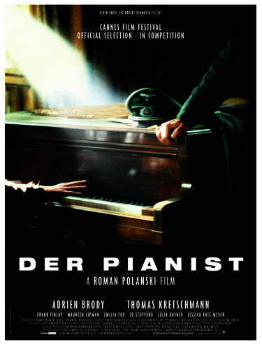 Plakat zu Der Pianist