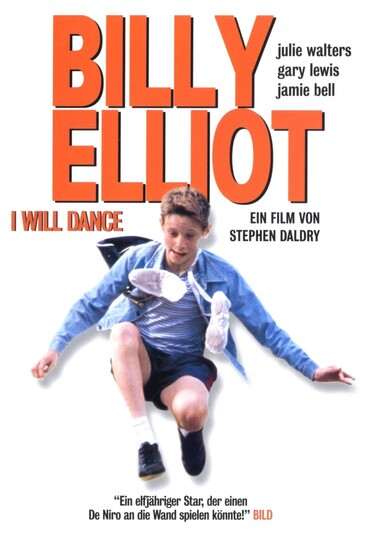 Plakat zu Billy Elliot