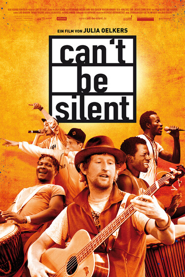 Plakat zu Can't Be Silent