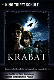 DVD-Cover Krabat