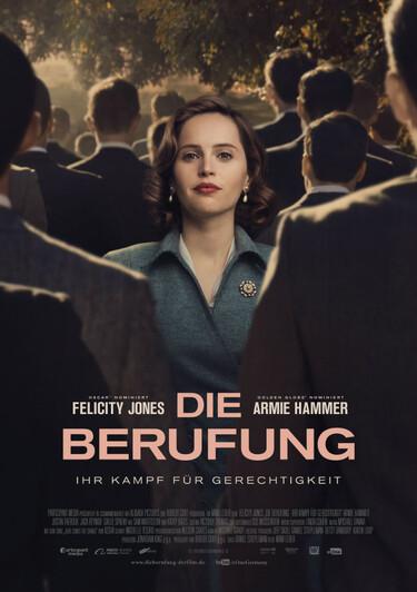 Filmplakat Die Berufung