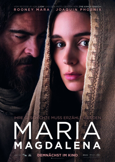 Filmplakat Maria Magdalena