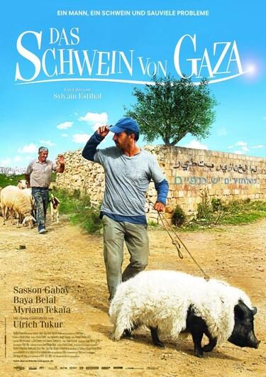 Filmplakat Das Schwein von Gaza