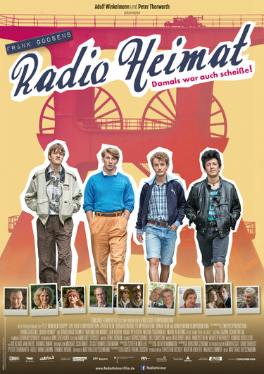 Filmplakat Radio Heimat