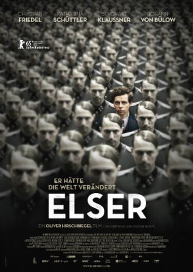 """Filmplakat zu """"Elser"""""""