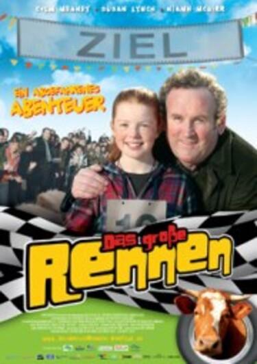 """Filmplakat zu """"Das große Rennen"""""""