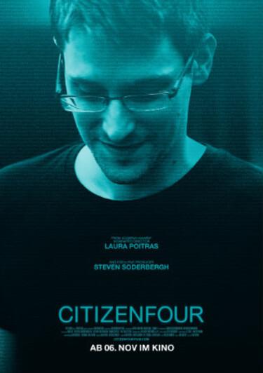 """Filmplakat zu """"Citizenfour"""""""
