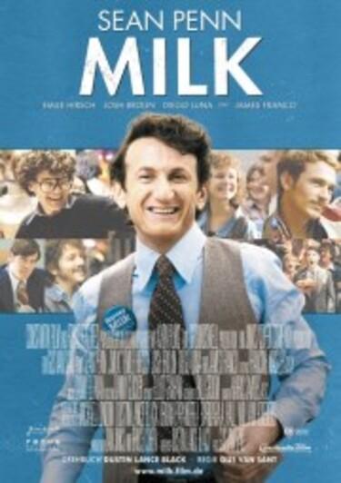 """Filmplakat zu """"Milk"""""""