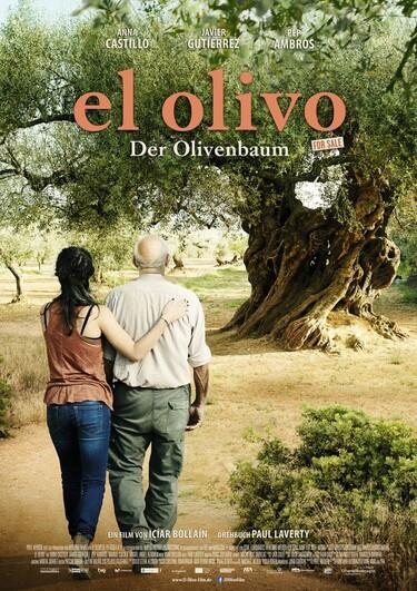 El Olivo, Filmplakat