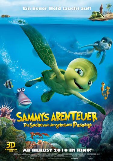 """Filmplakat zu """"Sammys Abenteuer - Die Suche nach der geheimen Passage"""""""
