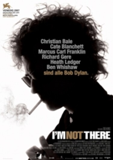 "Filmplakat zu ""I'm not there"""