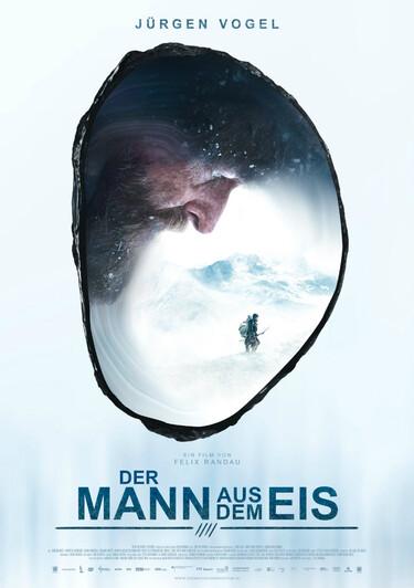 Filmplakat Der Mann aus dem Eis