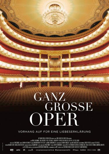 Filmplakat Ganz große Oper