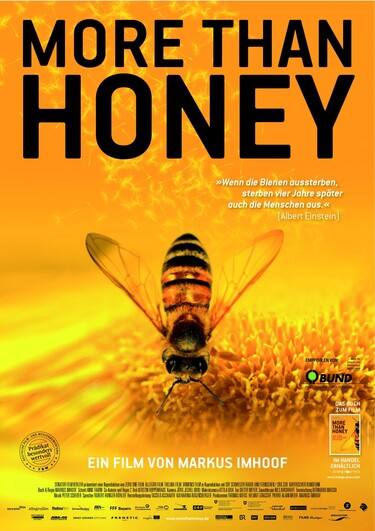 Filmplakat More than Honey