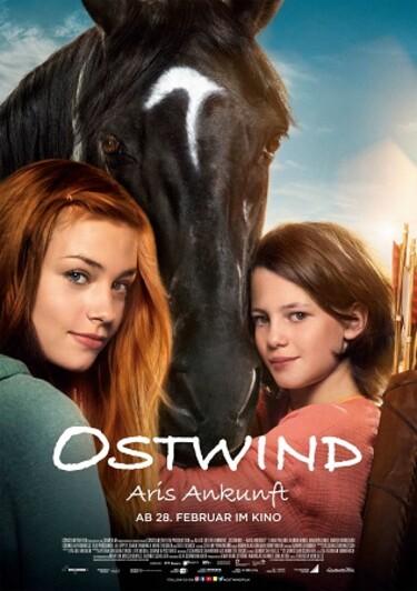 Filmplakat Ostwind - Aris Ankunft