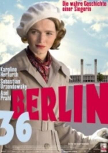 """Filmplakat zu """"BERLIN '36"""""""