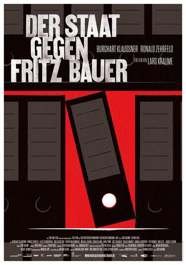 """Filmplakat zu """"Der Staat gegen Fritz Bauer"""""""