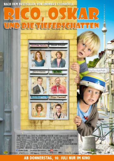 """Filmplakat zu """"Rico, Oskar und die Tieferschatten"""""""