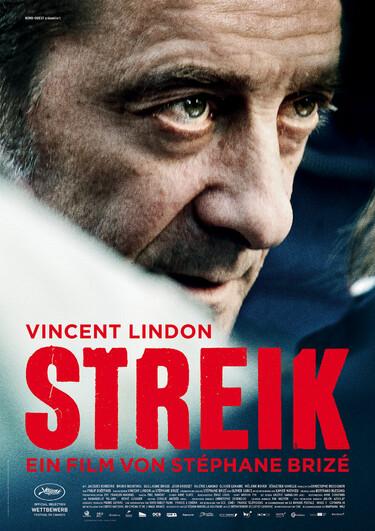 Filmplakat Streik