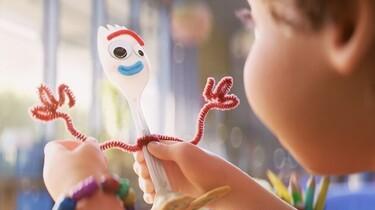 Link zum FilmTipp Toy Story 4 - Alles hört auf kein Kommando