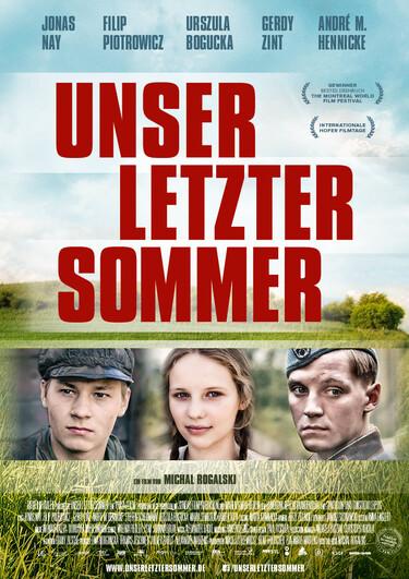 """Filmplakat zu """"Unser letzter Sommer"""""""