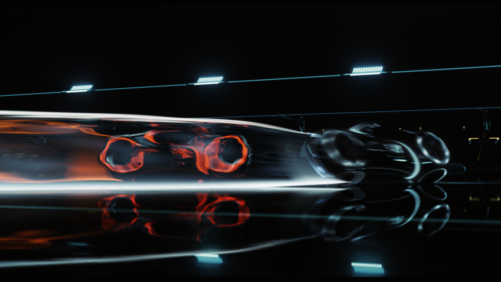 Tron: Legacy, copyright Walt Disney Motion Pictures Germany