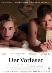 """Filmplakat zu """"Der Vorleser"""""""