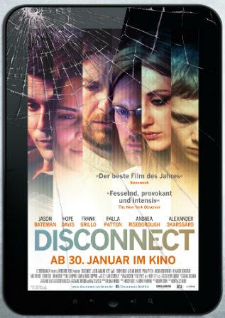 Filmplakat Disconnect