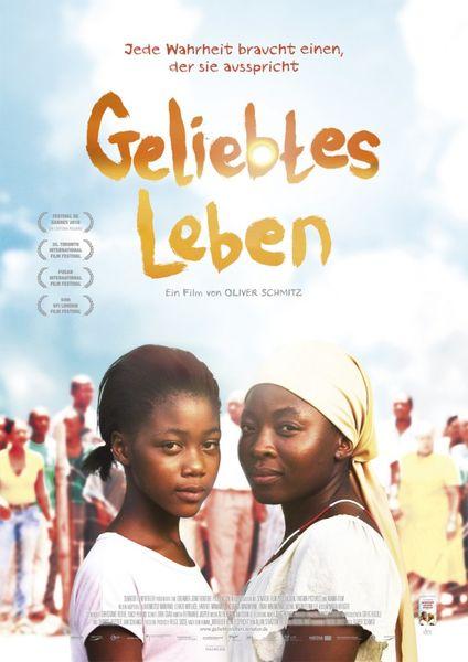 """Filmpalakt zu """"Geliebtes Leben"""""""