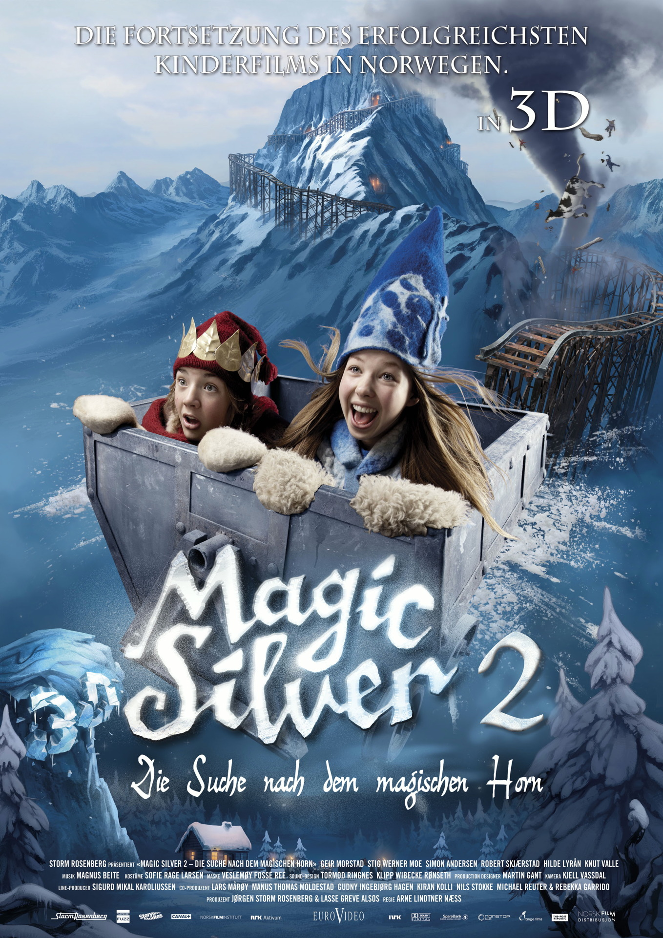 """Filmplakat zu """"Magic Silver - Das Geheimnis des magischen Silbers"""""""