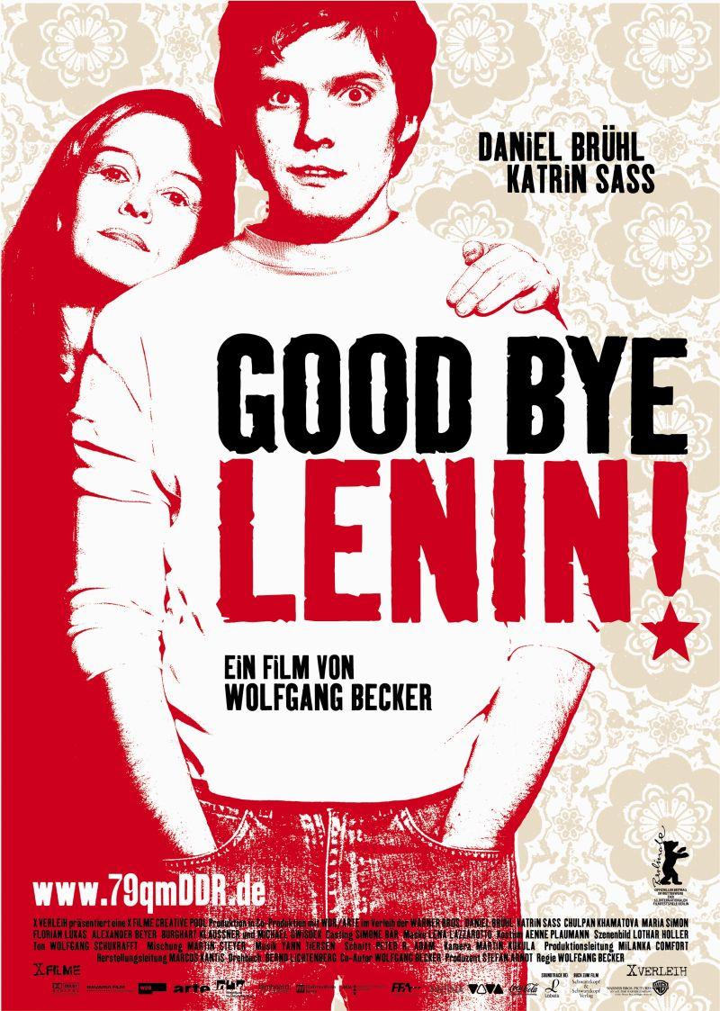 Plakat zu Good Bye, Lenin!