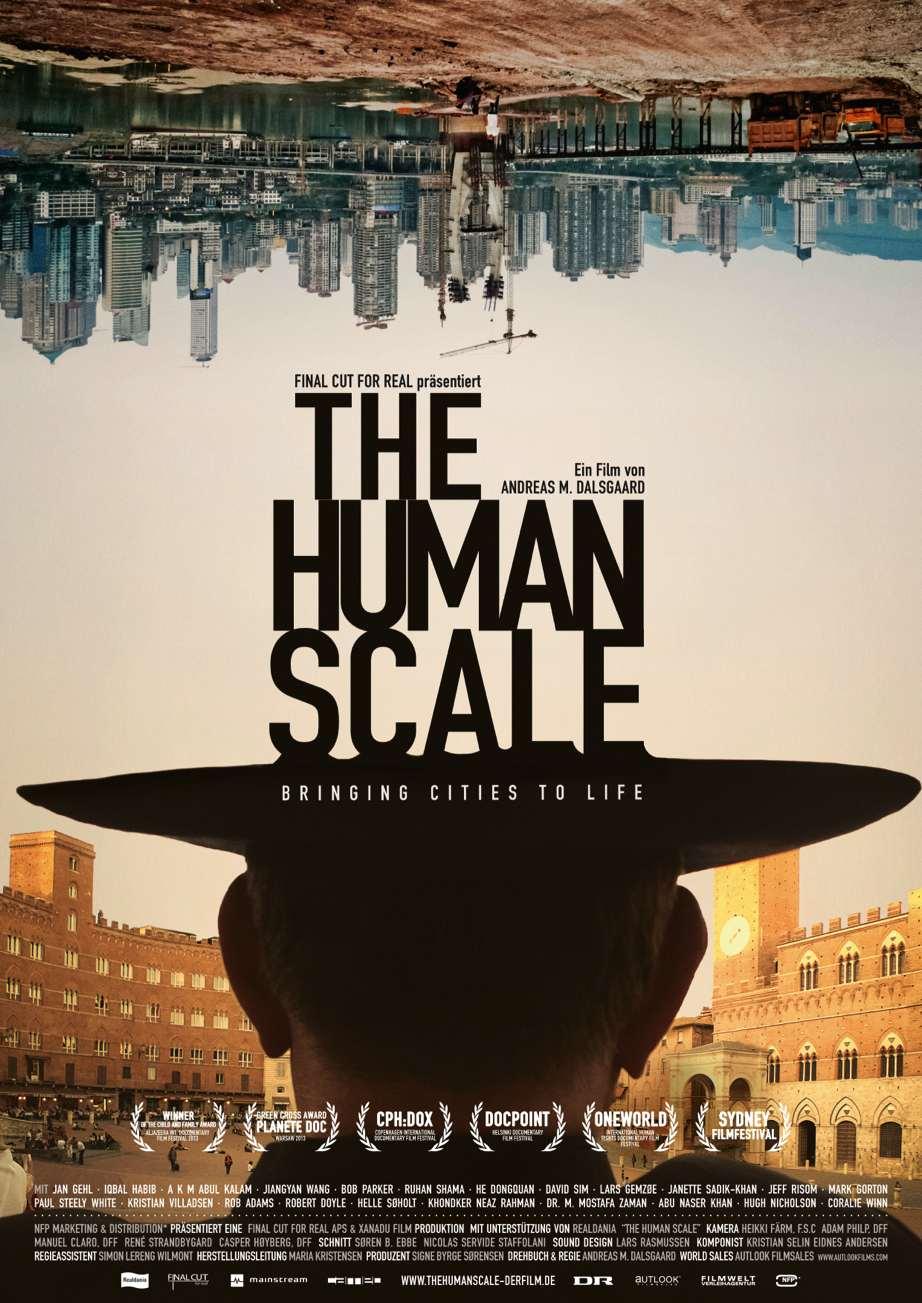 Plakat zu The Human Scale